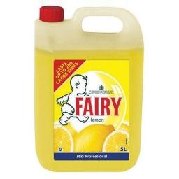 Fairy lemon professional 5l