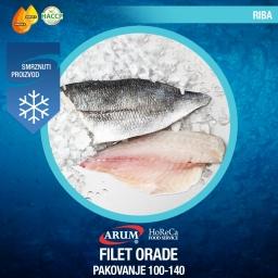 Filet orade 5/1 100-140