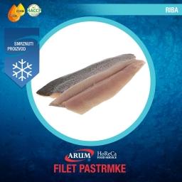 Filet pastrmke (cca 5kg/1#)