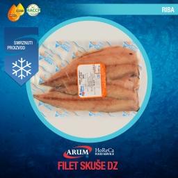 Filet skuse cca 300 (cca 5kg/1#)