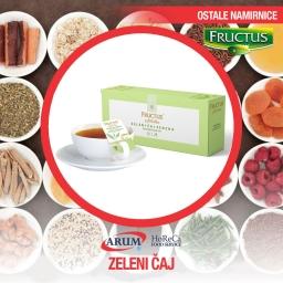 FRUCTUS Filter caj Seletion-ZELENI CAJ-SENCHA 15/1 (6/#)