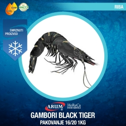 Gambori blac.tiger 16/20 1 kg