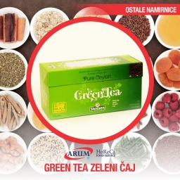 Green tea - zeleni caj