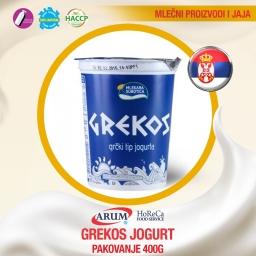 Grekos jogurt 400g casa