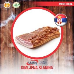 Hamburska slanina cca 2.5 kg
