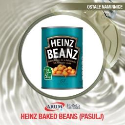Heinz baked beans (pasulj) 415g (24/1#)