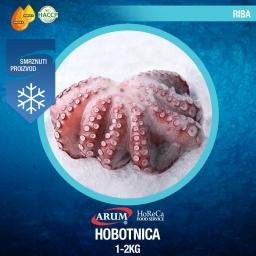 Hobotnica 1 - 2 kg
