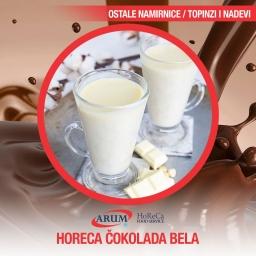 Horeca cokolada- bela 25g 20 kom