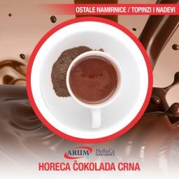 Horeca cokolada- crna 25g 20kom