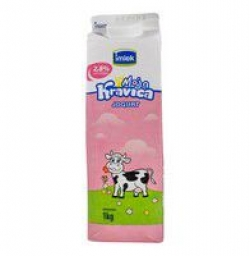Jogurt kravica 2,8% 1l