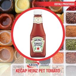 Kecap heinz  342 pet tomato