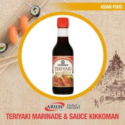 Kikkoman terijaki marinada i sos 250ml