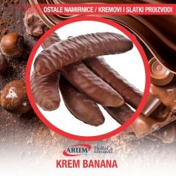 Krem banana 3,4 kg