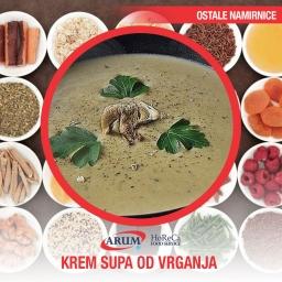 Krem supa od vrganja 3kg ( 3x 3 kg)