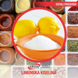 Limunska kiselina 1kg