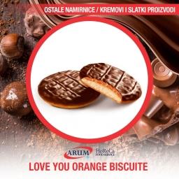 Love you orange biscuite 3kg