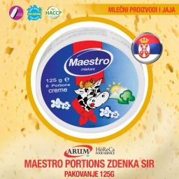 Maestro portions-zdenka sir