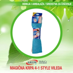 Magicna krpa 4/1 style vileda