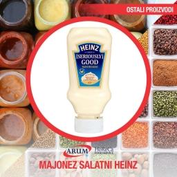 Majonez salatni 395g (10/1#) heinz