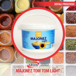 Majonez tom tom light 2900ml
