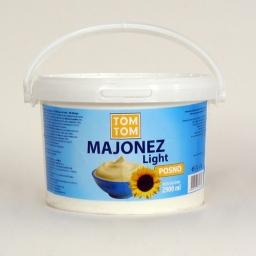 Majonez tom tom light 2900ml