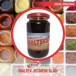 Maltex - jecmeni slad 460gr