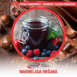 Marmelada mesana 650gr