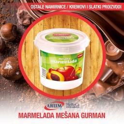 Marmelada mesana gurman 2900g