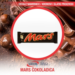 Mars cokolada 51 gr (40/#)