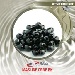 Masline crne b/k 2kg