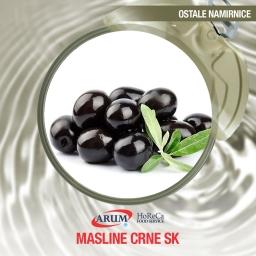 Masline crne s/k 2,5kg