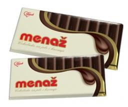 Menaz cokolada 200gr