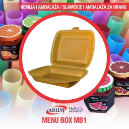 Menu box mb1 200/1