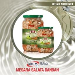 Mesana salata 4250gr danban