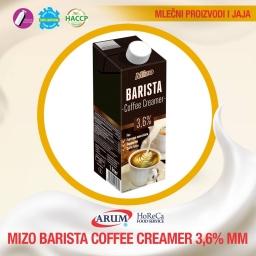 Mizo barista coffe creamer 3,6% 1l