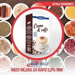 Mizo mleko za kafu 3,2% 1l (12/1#)