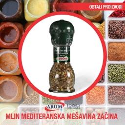 Mlin mediteranska mesavina zacina 40g (4/1#)