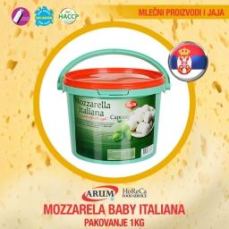 Mozza.baby italiana 1kg