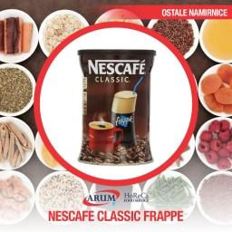 Nescafe classic 200 gr. pr frappe glass