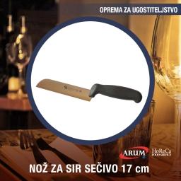 Noz za sir secivo 17 cm
