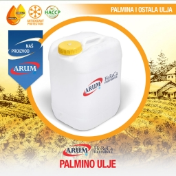 Palmino ulje 20l plastika