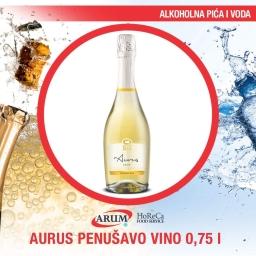 Penusavo vino AURUS 0.75l