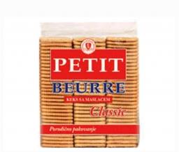 Petit beurre 500gr (10/#)