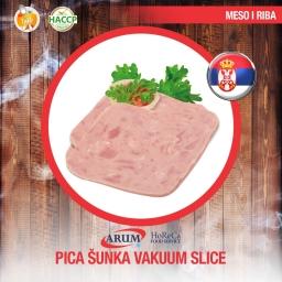Pica sunka vakum slice