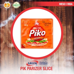 PIK PARIZER SLICE 200gr (9/#)