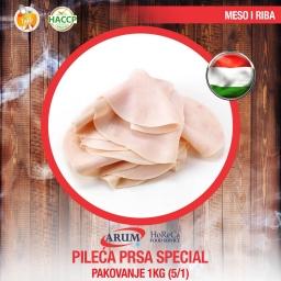 Pileca prsa specijal 1kg (5/1#)