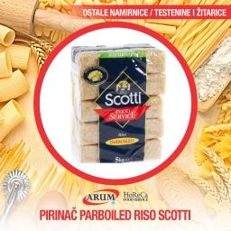 Pirinac parboiled 1kg riso scotti