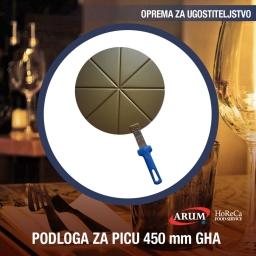 Podloga za picu 450 mm gha