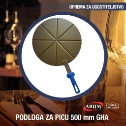 Podloga za picu 500 mm gha