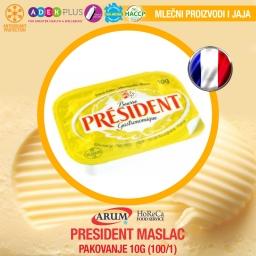 President maslac 10gr  100/1